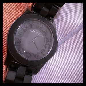 Marc by Marc Jacobs BlackTone Watch